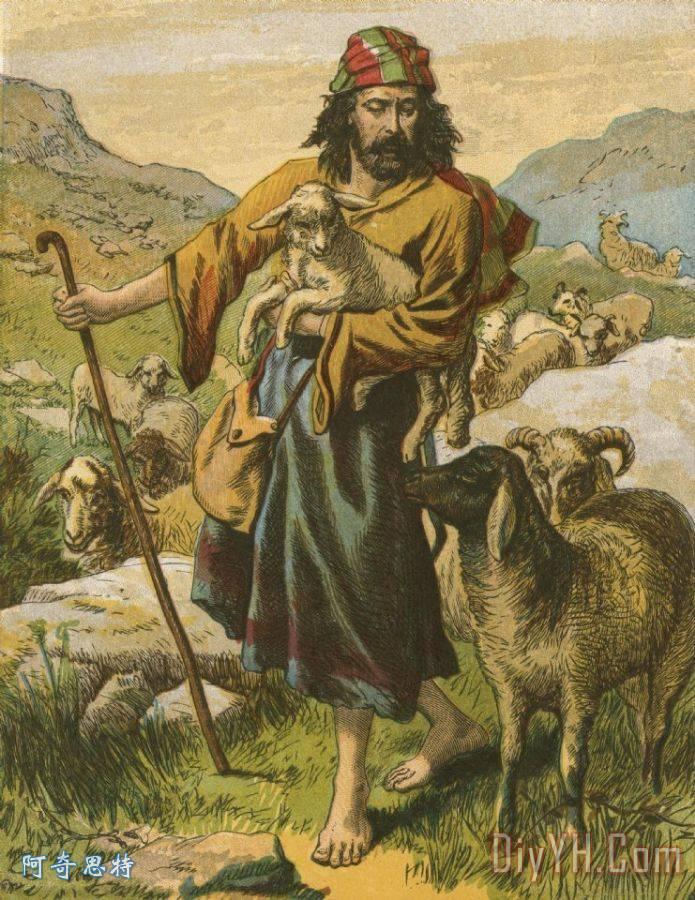牧人庆圣诞歌谱