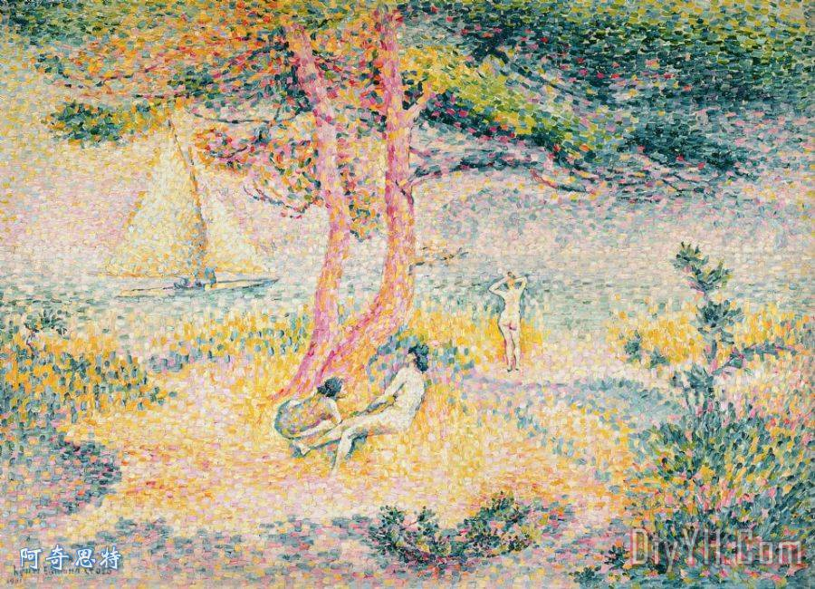 油画裱框步骤带图