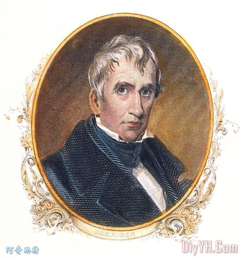 威廉·亨利·哈里森