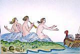 荷马:奥德赛装饰画