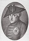 腓特烈二世( 1712-1786 )装饰画