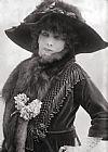 莎拉·伯恩哈特( 1844-1923 )装饰画