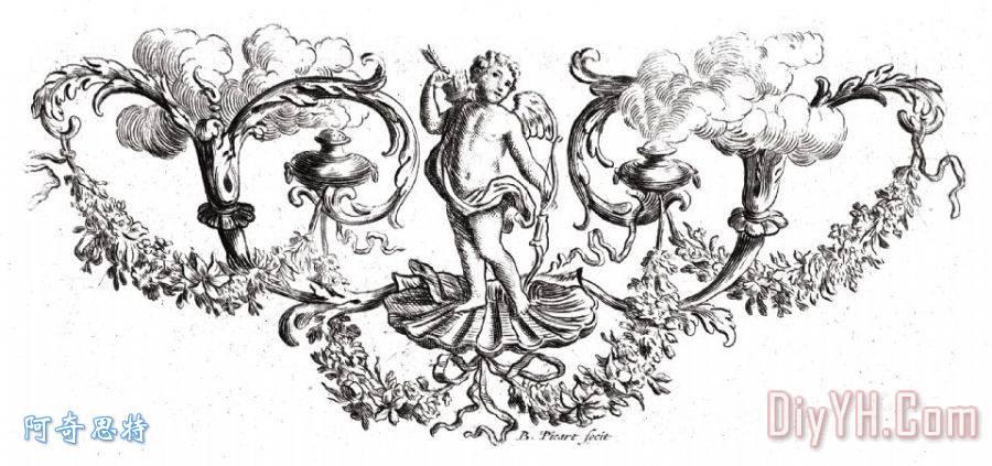 小天使, 18世纪
