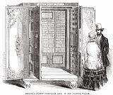 水晶宫, 1853装饰画