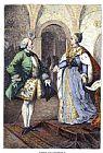 狄德罗( 1713-1784 )装饰画