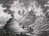 意大利:埃特纳火山装饰画