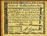 - 麻塞诸塞钞票