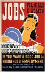 新政: WPA海报装饰画