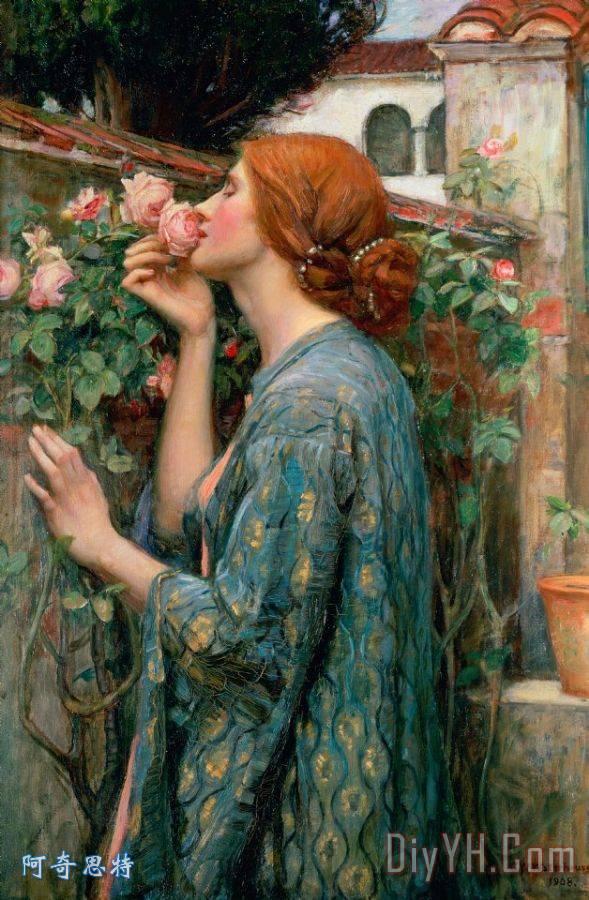 玫瑰之魂 - 玫瑰之魂装饰画