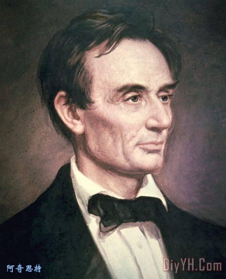 亚伯拉罕·林肯分享展示