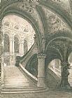 - 巴黎歌剧院的楼梯