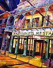 新奥尔良 - 在新奥尔良Antoines