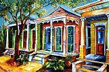 新奥尔良 - 新奥尔良平原和花式