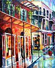 新奥尔良 - 新奥尔良雨天
