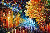 神奇的雨装饰画