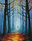 明智的森林装饰画