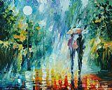 夏雨装饰画