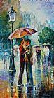 阴雨,吻装饰画