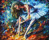 芭蕾舞女演员装饰画