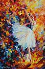 芭蕾魔术装饰画