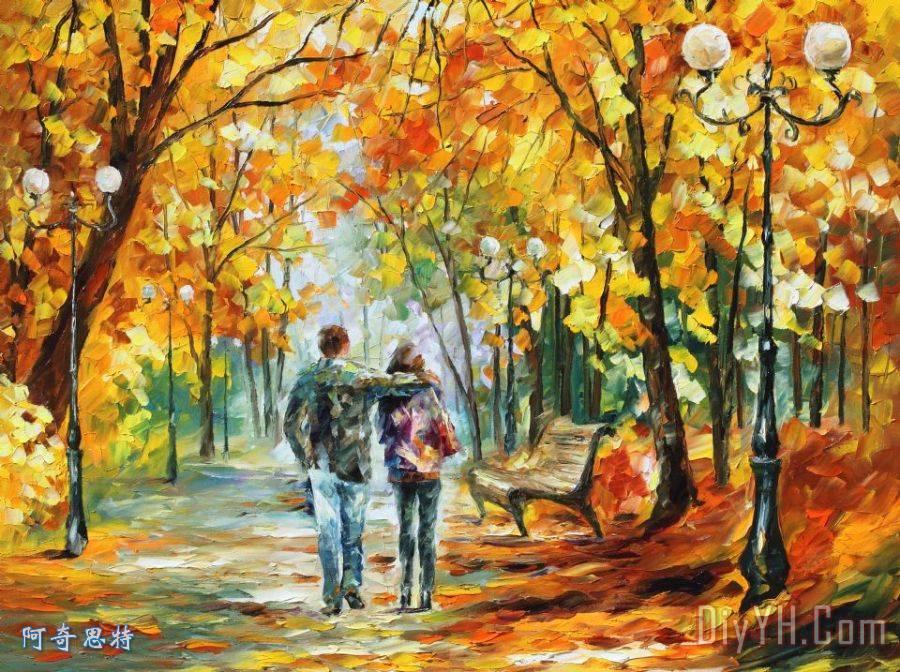 回家路上 - 李奥尼德·阿夫列莫夫回家路上装饰画