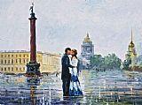 - 亲吻在圣彼得堡