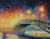 过了桥装饰画