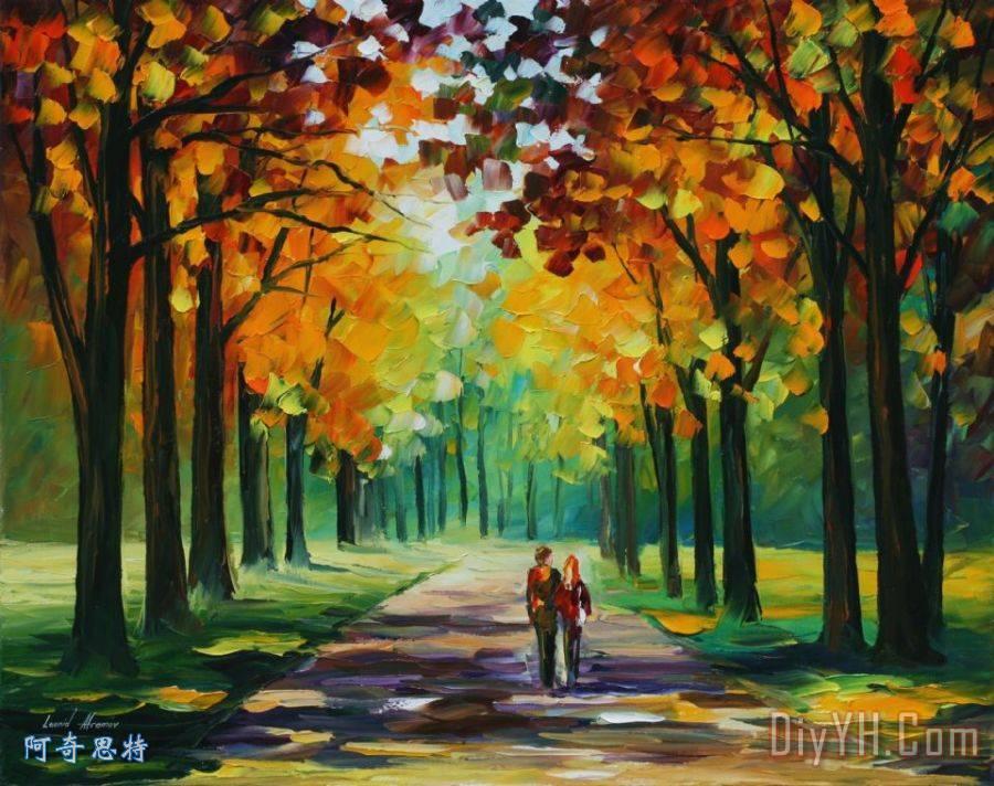 平顶山市阳光明媚的秋天