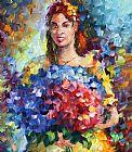 女子花 - 委托绘画装饰画