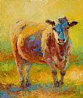 金发女郎 - 牛装饰画
