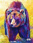 亲密接触 - 灰熊装饰画