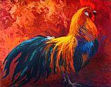 昂首阔步他的东西 - 金鸡装饰画