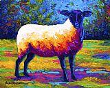 萨福克母羊2装饰画
