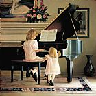 - 钢琴彩排