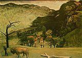 - 景观与牛1942