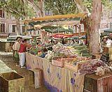 - 普罗旺斯市场