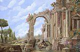 - 罗马废墟