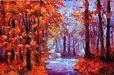 本质秋天装饰画