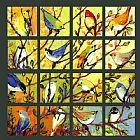 16鸟装饰画