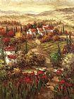 托斯卡纳 - 托斯卡纳村庄