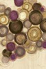 紫奇思妙想二圈装饰画