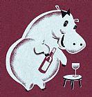 - 河马与葡萄酒