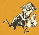 - 强盗与钱袋出走