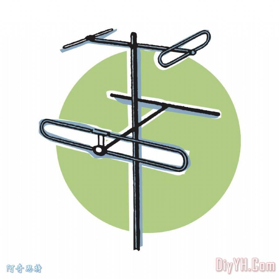 电线杆 - 电线杆装饰画图片