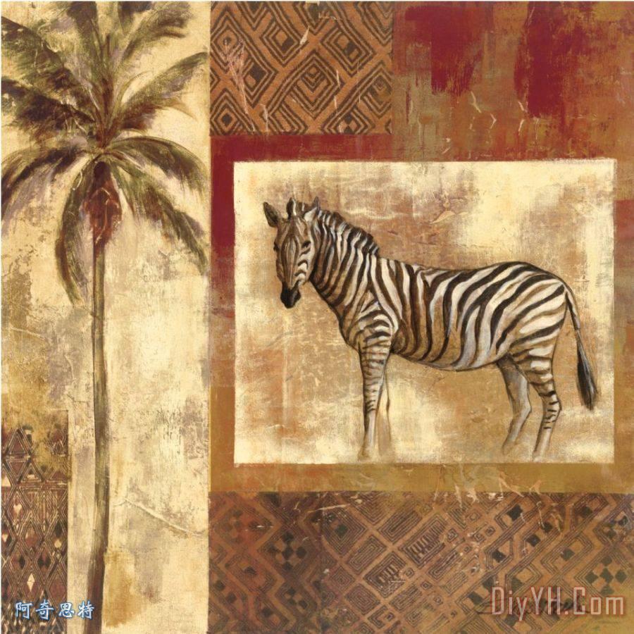 野生动物园写生ii - 野生动物园写生ii装饰画