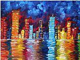 城市风光照片 - 城市之夜
