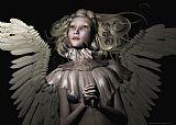 天使的祈祷装饰画