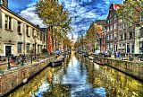 阿姆斯特丹装饰画