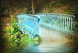 蓝桥装饰画