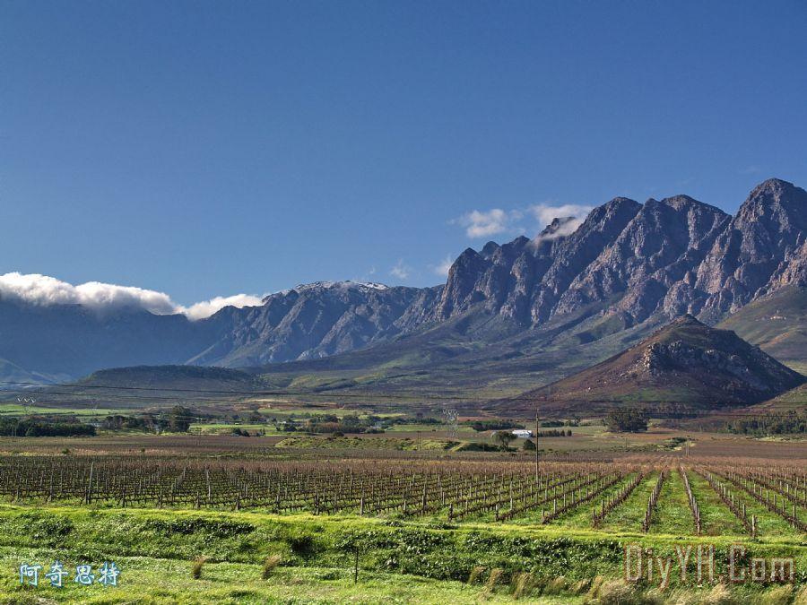 鞍山市南非平原景观